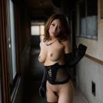 【ヌード画像】ボンデージ美女の妖しい拘束美!(30枚)