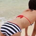 【ヌード画像】水着で遊ぶ女の子が可愛いw(35枚)
