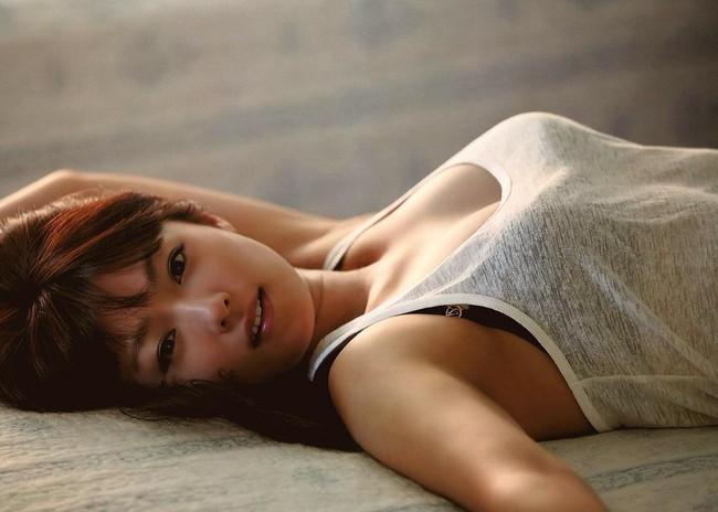 【ヌード画像】深田恭子のセクシーグラビア画像(31枚)