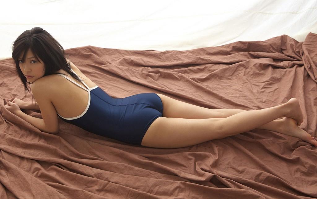 【ヌード画像】スク水・競泳水着は冬でもいけるのは何故か(30枚)