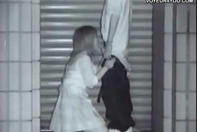 【盗撮動画】深夜の公園で営むカップルたちを赤外線カメラで狙い撃ち!屋外フェラから茂みでのバック挿入までばっちり盗撮w【無修正】