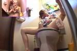 【盗撮動画】自宅のトイレに隠しカメラ設置してみたら、妹がローター持ち込んで足おっぴろげてゴリゴリのオナニーしていた件ww