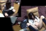 【盗撮動画】JKの妹の部屋に隠しカメラを仕掛けてのぞき見したら、レディコミ熟読した後オナニー始めましたww。その妄想力を勉強に活かしなさいww