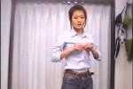 【盗撮動画】デパートの水着売り場の試着室に隠しカメラ仕掛けさせていただきました!エロとは超無縁そうなかっこいいお姉さんのナマ着替え見られて逆に超エロいっすww