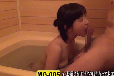 【盗撮動画】ボクの彼女フェラテクがヤバいぐらいにねっとりで上手すぎるので、お風呂でヤってもらってる所隠し撮りして全世界に公開したいと思いますw