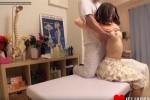 【盗撮動画】衝撃盗撮動画!鬼畜マッサージ師による素人人妻へのセクハラマッサージ&寝取りレイプセックスの一部始終を隠し撮りしちゃいました!