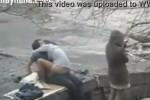 【盗撮動画】激レア素人変態野外セックスを完全盗撮!女性二人で一人は見張り役とか初めて見たんですけどボクに盗撮されているから見張りの意味なしww【無修正】