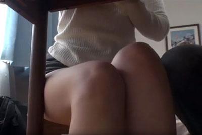 【盗撮動画】ウチに来てくれてる女性家庭教師がかわいすぎて、お願いして無理やりヤラせてもらってるところ隠し撮りしちゃいましたww