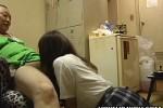 【盗撮動画】この素人JK美少女、万引きしてしまったが故に捕まり超キモデブおっさん店長のくっさいチンコ強制フェラさせられ寝取られてる一部始終が盗撮されネット上に公開されるとは・・w