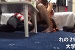 【盗撮動画】ハロウィンコスプレで泥酔して調子乗っちゃってるJDいたんでナンパ自宅連れ込みして美乳堪能してバックで突きまくってるNTR一部始終盗撮して無許可ネット公開w